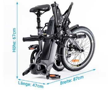 S7 Speed-Bike mit leisem Riemenantrieb