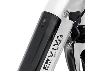 B13 E-Bike Akku - leise und stark