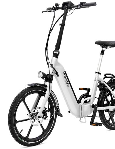Das B13SF Stadtfalter E-Bike Klappfahrrad Ihr Partner für Unterwegs