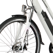 B15 Citybike - eBike with suspension fork