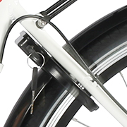 B15 Citybike - eBike with rim lock