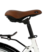 B15 City Bike - eBike with comfort saddle
