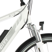 B15 Citybike - eBike mit Federgabel