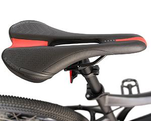 B16 Elektro Mountainbike - eBike mitRace-Sattel