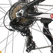 B16 Elektro Mountainbike - eBike mit 21 Gang Schaltung