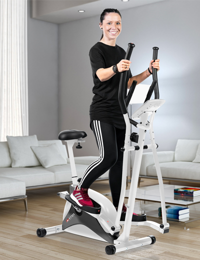 Cross Trainer and Exercise Bike - the fitness all-rounder