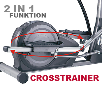 C23 Crosstrainer-Funktion