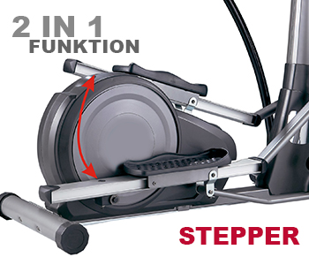 C23 Stepper Funktion