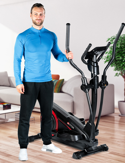 Cross trainer - The workout without compromise