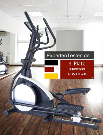 Crosstrainer und Stepper C23 - Fitness ohne Kompromisse