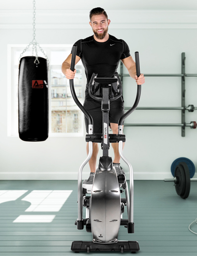 E3 Cross Trainer and Stepper - Fitness without compromise