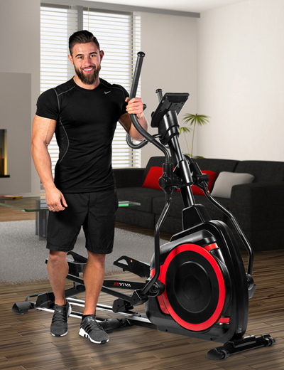 Crosstrainer Ellipsentrainer - Workout ohne Kompromisse