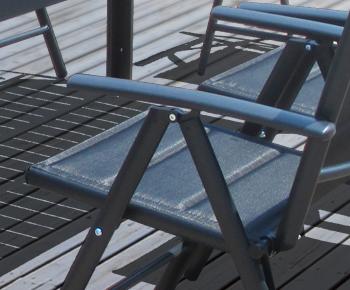 Stühle inklusive Polsterung