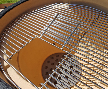Ceramic grill - buy cheap