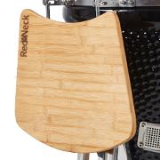 Bambus-Ablage für Grill