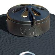 Kamado Keramik Grill Luftregulierung