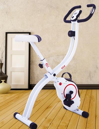 Heimtrainer und X-Bike günstig kaufen