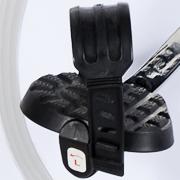 Die H18 - XL Trittflächen für ein sicheres Workout