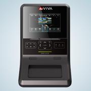 H25 Fitnesscomputer inkl. Handy und Tablet-Halterung