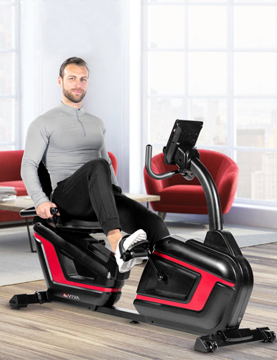 Recumbent ergometer - Workout without compromise