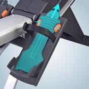 XXL anti-slip pedals
