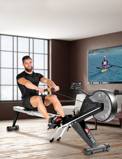 RA10 the rowing machine for professional athletes