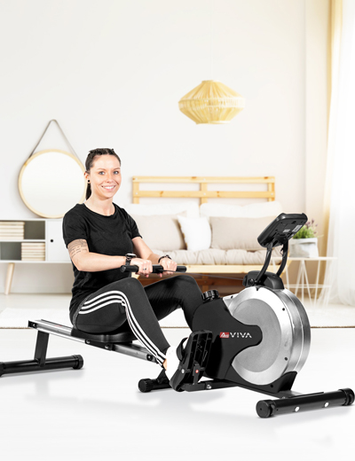 RA11 - The professional rowing machine