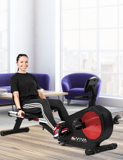 RA6 the rowing machine with Super Silent Technology