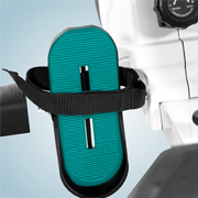 XXL Anti-Slip pedals - for optimum grip