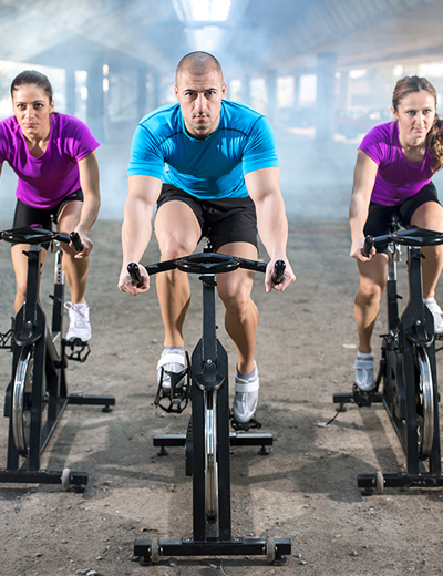 Indoor-Cycle und Speed-Bike - Rad-Training ohne Kompromisse