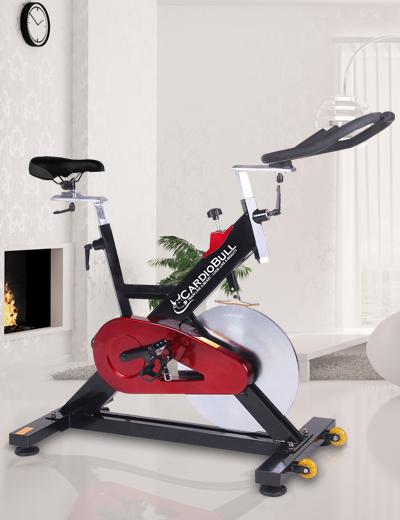Indoor-Cycle und Speed-Bike - Fitnesstraining mit App Funktion