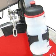 S7 inkl. Trinkflasche und Halterung