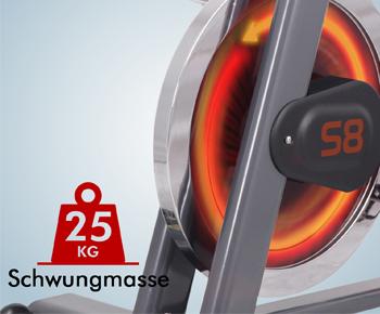 S8 Indoor-Cycle günstig vom Testsieger kaufen