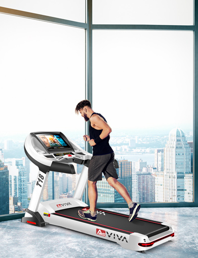 T15 Home Trainer – fitness with the treadmill test winner