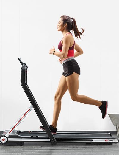 Heimtrainer T14 - Fitness mit dem Laufband Profi