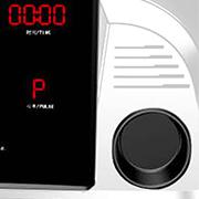Speaker system for training motivation.