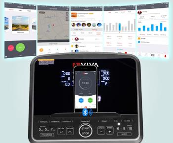 Fitness App kompatibel