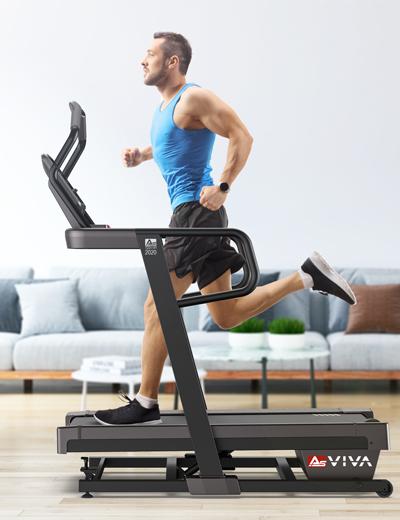 Heimtrainer T23 - Fitness mit dem Profi Laufband