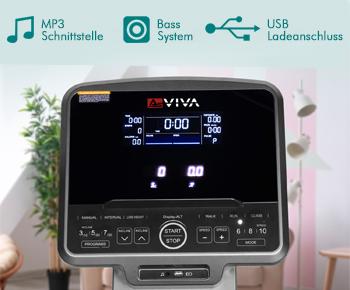 T15 Tablet und Handy kompatibler Fitnesscomputer