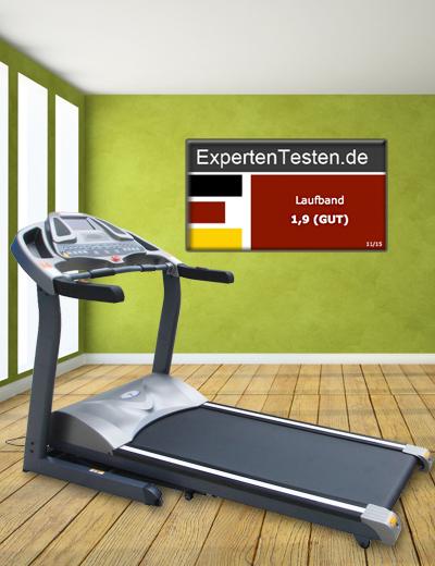 Heimtrainer T5 - Fitness vom Hersteller der Laufband Testsieger