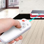 V11 Touchscreen und Fernbedienung