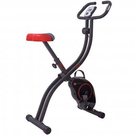 Heimtrainer & X-Bike AsVIVA H14 schwarz (B-Ware)