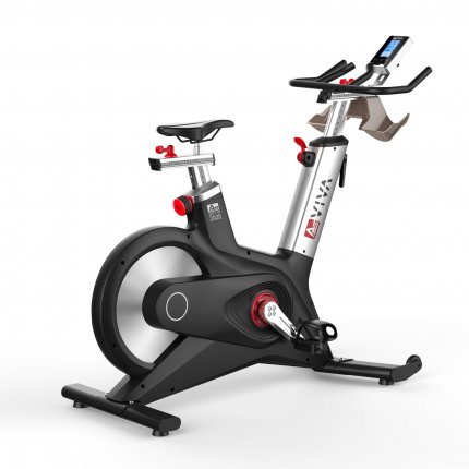 Indoor Cycle & Speedbike AsVIVA S17 Studio Pro Bluetooth