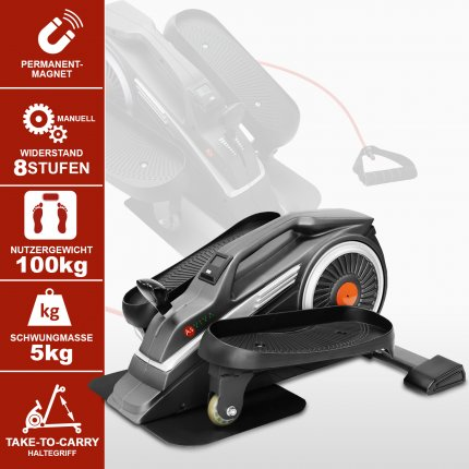 Heimtrainer & Mini Bike AsVIVA H20