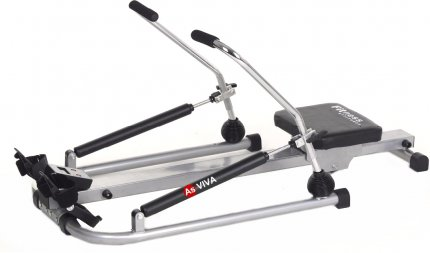 AsVIVA | RUDERGERÄT Rower Cardio RA1