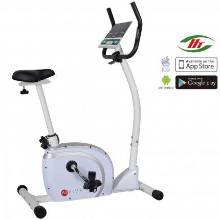 AsVIVA Heimtrainer Cardio-Trainer H19 App