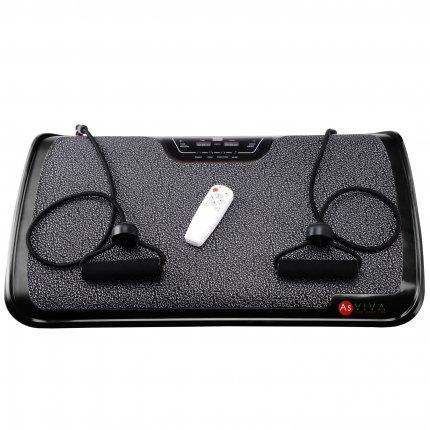 AsVIVA Vibrationsplatte Vibrationstrainer V9 effektives Vibrationstraining