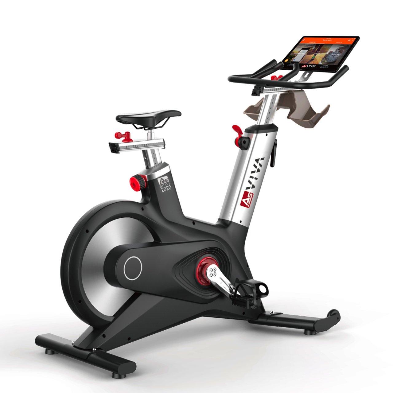 Indoor Cycle & Speedbike AsVIVA S17 Studio Pro Bluetooth