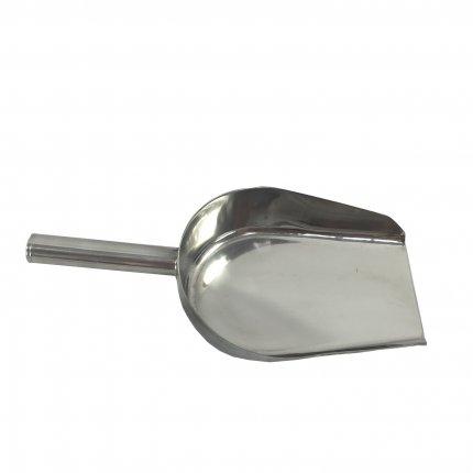 Edelstahl Kohleschaufel für RedNeck Keramik-Grill