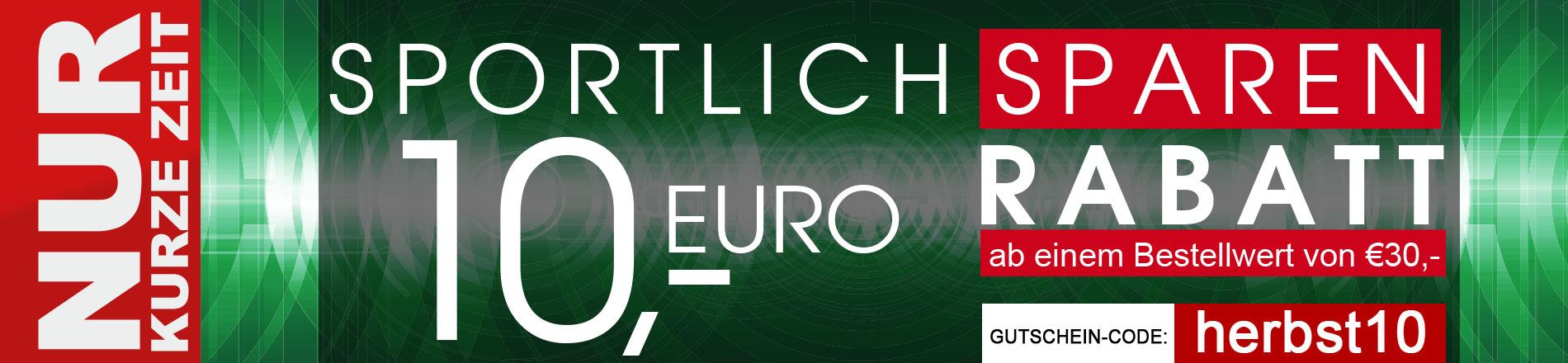 Herbst-Ferien Aktion 10 Euro Gutschein im AsVIVA Online Shop